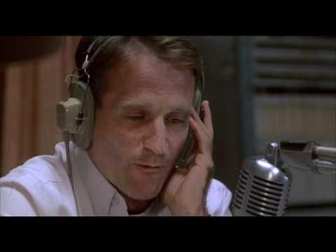 Good Morning Vietnam Radio Clip 2