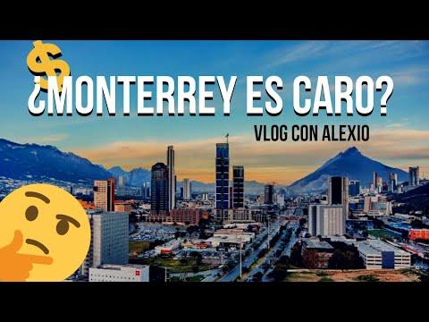 Vivir En MONTERREY Es CARO? - Vlog Con Alexio'sclub