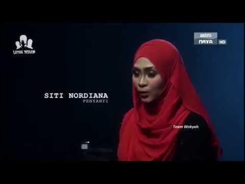 Kisah Seram Selebriti - Siti Nordiana