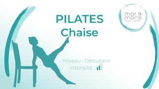 Pilates sur Chaise - Débutant