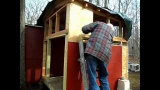 The Shed Project Continues.avi