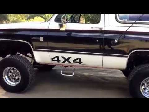 1982 Gmc Jimmy 4x4 Walk Around