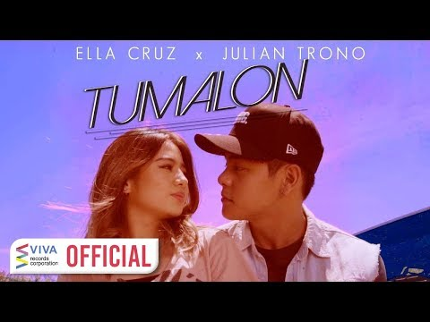 Ella Cruz & Julian Trono — Tumalon [Official Music Video]