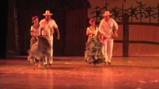 Danzas de Chiapas Camino a San Fernando....