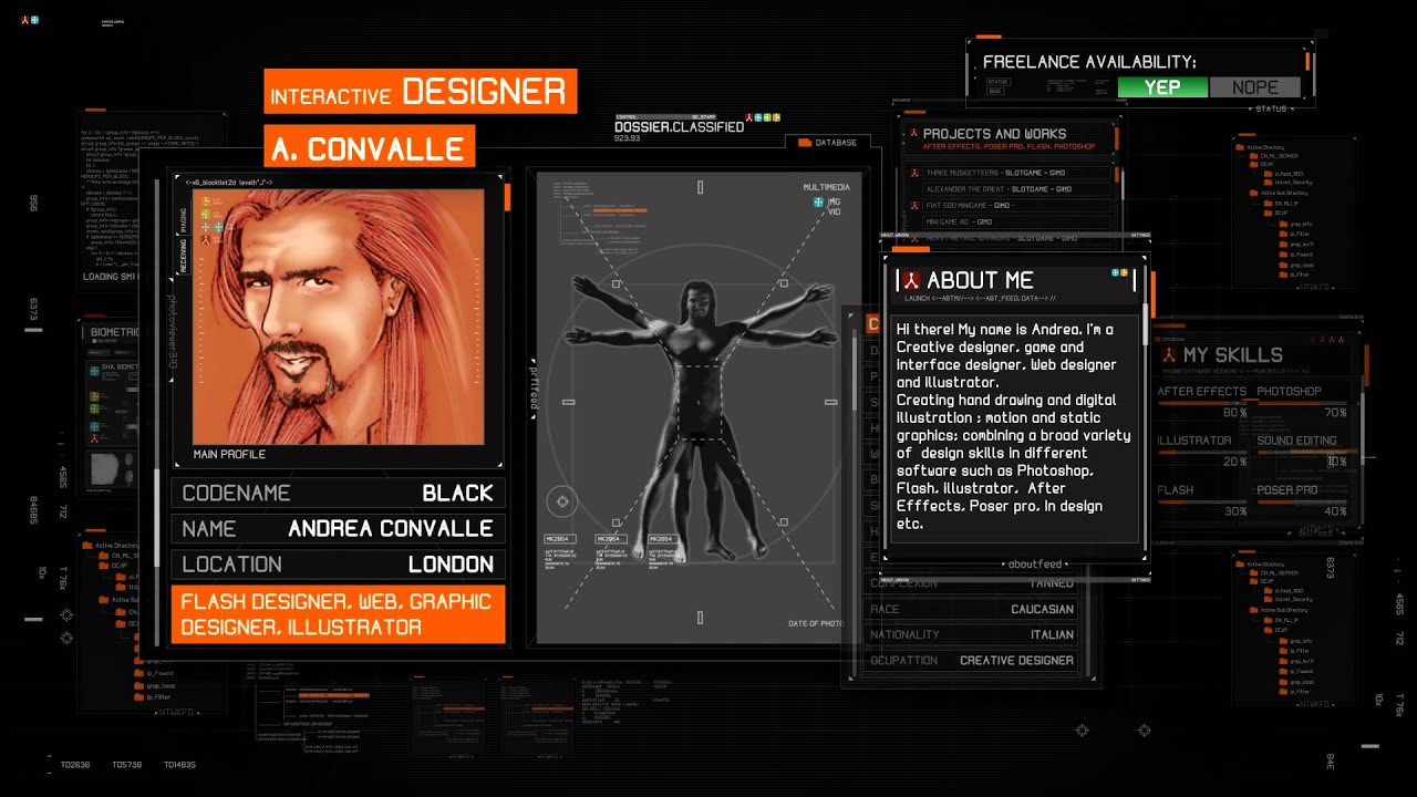 Portfolio For Game Design X YouTube - Game design portfolio