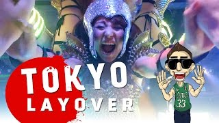 DONNIE DOES | Tokyo Layover