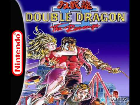 Double Dragon Ii Music Nes At The Heliport Mission 2 Youtube