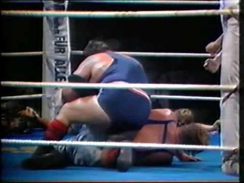 Catchen/Wrestling Otto Wanz vs Sailor White (Moondog King) Graz 11.07.81 T2