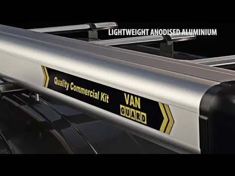 Van Guard's Maxi Pipe Carrier Roof Tube For Vans