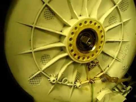 Замена суппорта на стиральной машине с вертикальной загрузкой