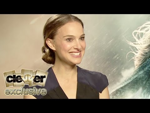 Natalie Portman On Not Being In THE AVENGERS