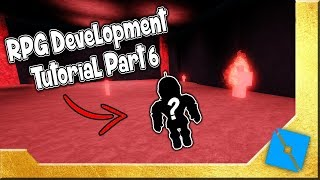 Rpg Development Tutorial Pt.6  Roblox Studio Development