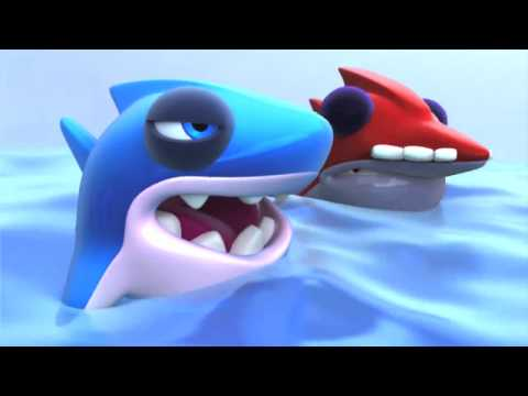 Shark Dash - Cinematic Launch Trailer - IOS Android