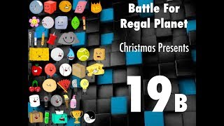 bfrp 19b christmas presents debut results 1 challenge 2