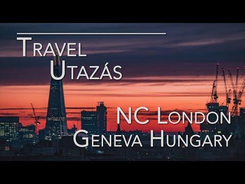 Travel - NC, London, Geneva, Hungary (English & Hungarian Subs)