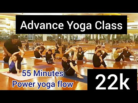55-minute-advance-yoga-class||-power-yoga-flow-full-class-||-weight,calories-burn-||yoga-with-souvik