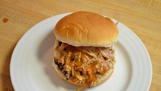 Mustard BBQ Sauce for Pulled Pork