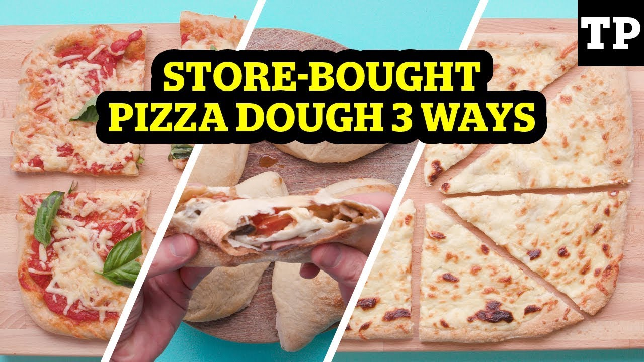 Stop and shop pizza dough