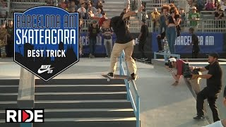 Best Trick  - Barcelona AM European Series