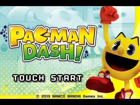 PAC-MAN DASH! Metal Pac-man More Ios Iphone Gameplay