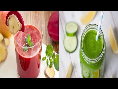 Amazing Potent Juice Recipes To Beat Inflammation!