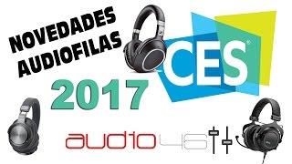 CES las vegas 2017. Novedades sonido
