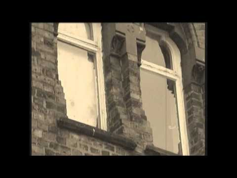 Barnes Hospital - Manchester Morgue Location - Trinity Plate Footage