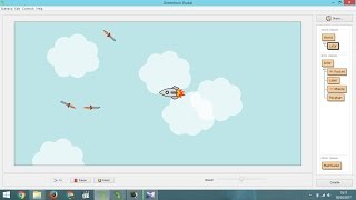 Gambar cover How to Make Basic Rocket vs Missile Game in Greenfoot