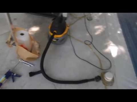 RV ROOF LEAK WATER DAMAGE PREVENTION