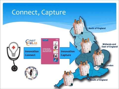Supporting NHS Innovators - Connect Capture Collaborate - NHS Change Day Campaign Pledge Mp3