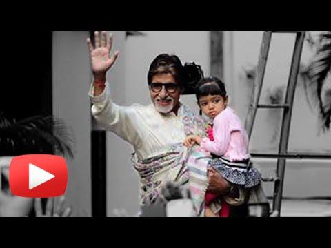 Aishwarya Rais Baby Aaradhya Bachchan Meets Fans Youtube