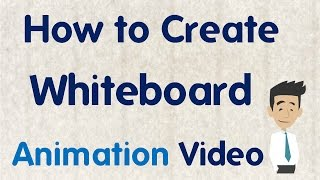 [Hindi/Urdu] How to Create  Whiteboard Animation Videos