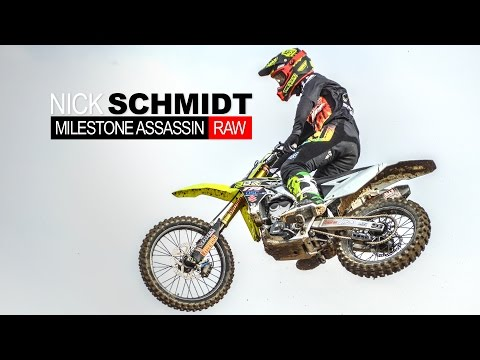 RAW: Nick Schmidt – THE MILESTONE ASSASSIN