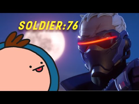 SOLDIER: 76 - an Overwatch insight
