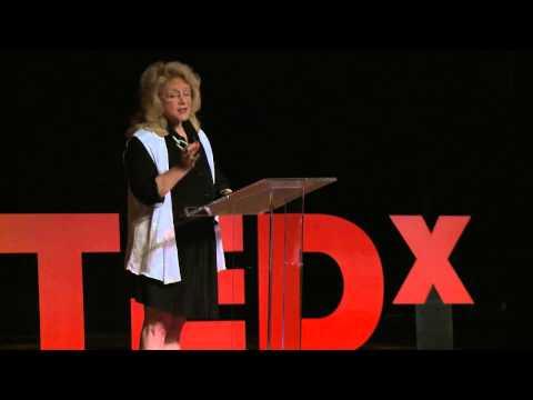 Broken To Joy | Mary Fisher | TEDxTraverseCity