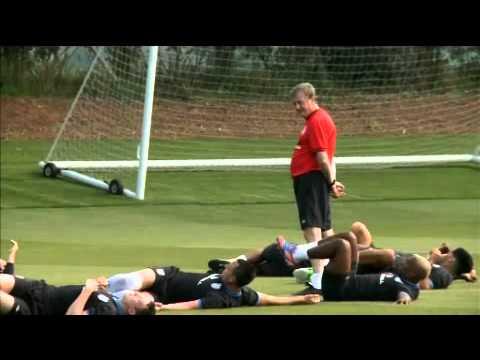VIDEO Inghilterra:|Neville sta con i giovani