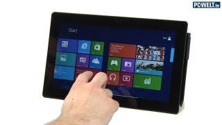 Microsoft Surface Pro - Windows-8-Tablet im PC-WELT-Test