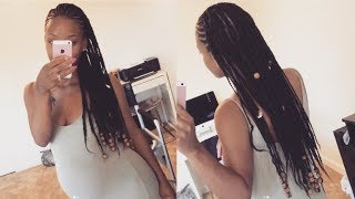 """EASY """"Feed In"""" Braids 