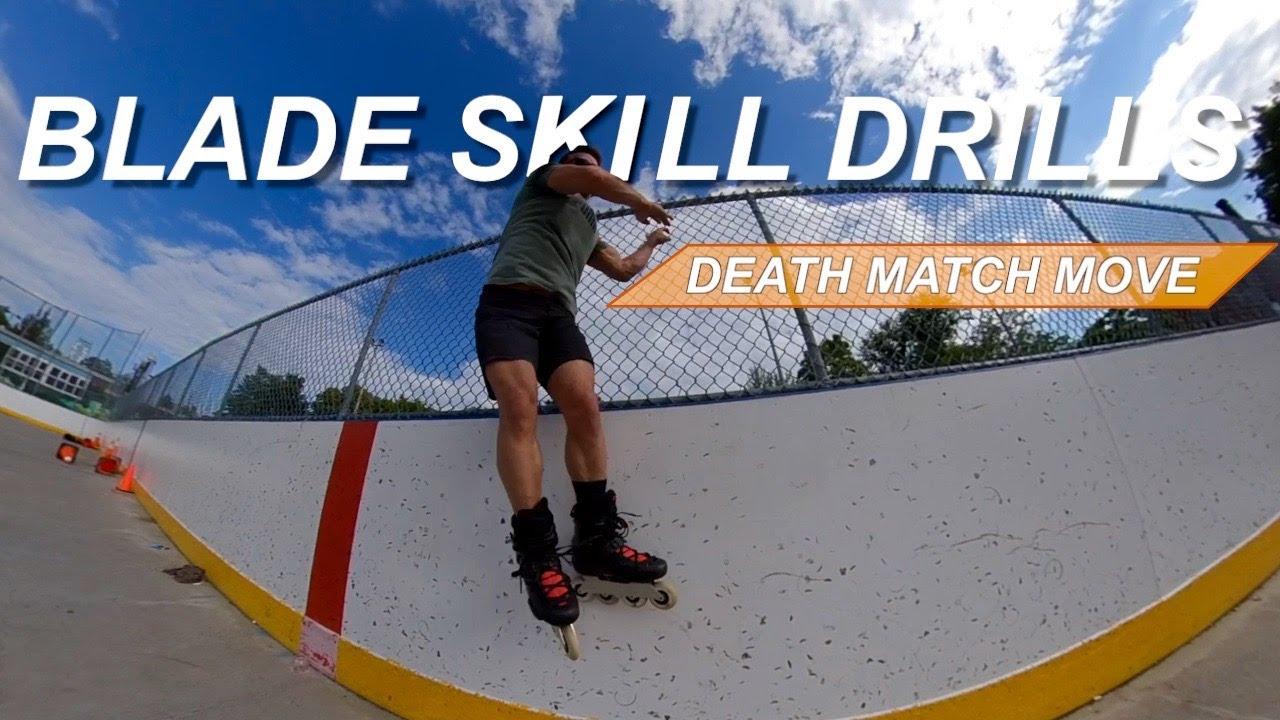 Blade Skills Sharpening & Death Match Move