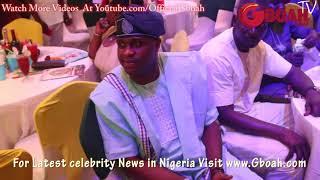 Faithia Balogun Jide Kosoko Oga Bello Dele Odule  Others Well Present At TAMPAN Event In Lagos