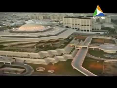 Airport passengers, Dammam, Middle East Edition News, 19.04.2014, Jaihind TV