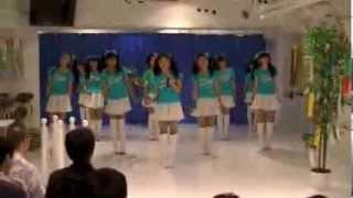 2013年8月4日ソフマップ再現ライブ+祝仙台七夕 スタジオJASIA 『...