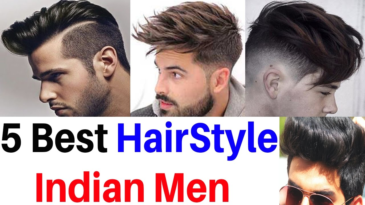 5 Best Hairstyles For Men 2017 In India