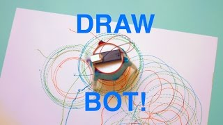How to Make a Draw Bot w/ Curious Jane! (TuesDIY)