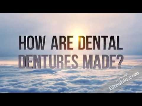 How are Dental Dentures Made? - Affordable Dentures Fort Worth
