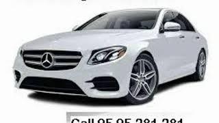 Mercedes car on rent in Aurangabad call 95 95 281 281