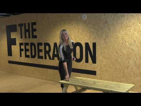 Co-op Digital's The Federation tour
