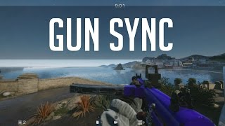 Rainbow Six Siege Gun Sync | Alan Walker - Fade