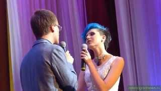 Анна Лупальцова и Андрей Парьев - A Gozar Todo El Mundo