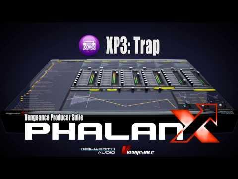 Vengeance Producer Suite - Phalanx XP3: Trap Vol. 1 Demo